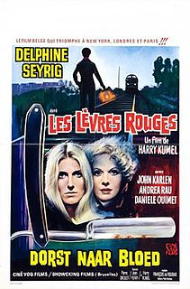 <i>Daughters of Darkness</i> 1971 film by Harry Kümel