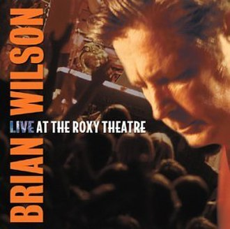 Live at the Roxy Theatre - Image: Live Roxy BW Cover
