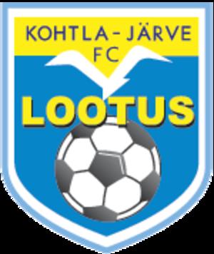 Kohtla-Järve JK Järve - FC Lootus logo