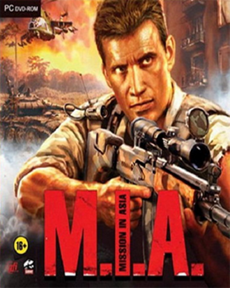 M.I.A.: Mission in Asia - Image: M.I.A. Mission in Asia coverart