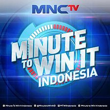 photo about Minute to Win It Blueprints Printable referred to as Moment towards Acquire It Indonesia - Wikipedia