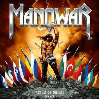 Kings of Metal MMXIV - Image: Manowar Kings of Metal MMXIV Retail