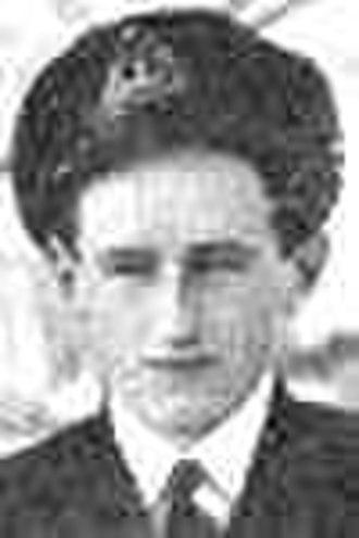Mark Arnold-Forster - Mark Arnold-Forster in naval attire, circa 1940