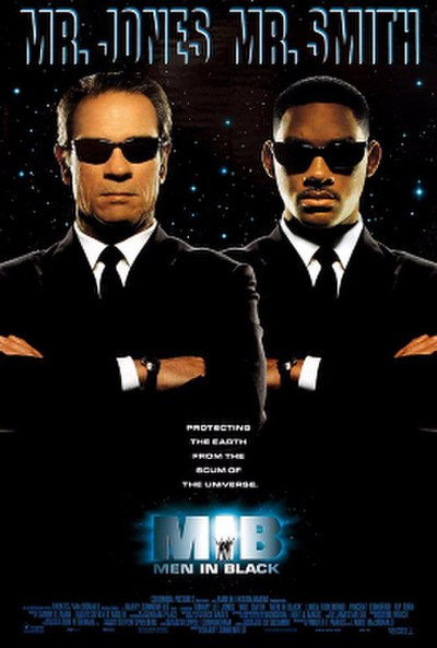 Picture of a movie: Men In Black
