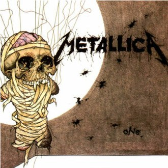 One (Metallica song) - Image: Metallica One cover