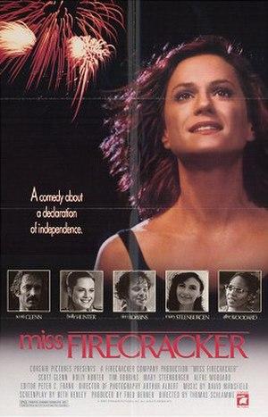 Miss Firecracker - Poster