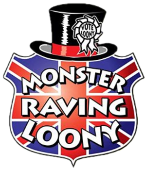 Official Monster Raving Loony Party - Image: Monster Raving Loony Party