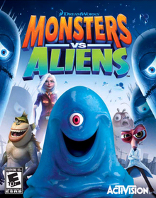 Monsters vs aliens charming answer