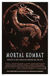 <i>Mortal Kombat</i> (film) 1995 US action film directed by Paul W. S. Anderson