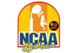 NCAA Season 83 - Image: NCAA83