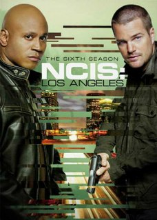 <i>NCIS: Los Angeles</i> (season 6) Season of television series
