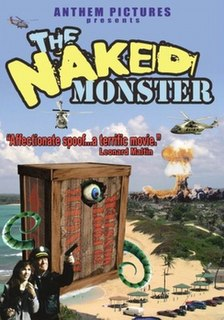 <i>The Naked Monster</i> 2005 film by Ted Newsom