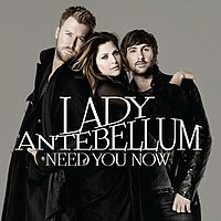 Lady Antebellum - Need You Now album cover
