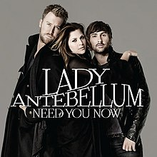 lady antebellum need you now wiki