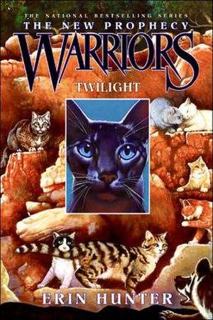 Twilight (Hunter novel) - Image: New Prophecybook 5