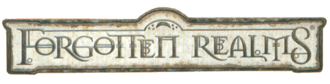 Forgotten Realms - Image: New Forgotten Realms logo