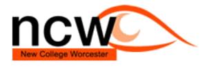 New College Worcester - Image: Newcollegelogo