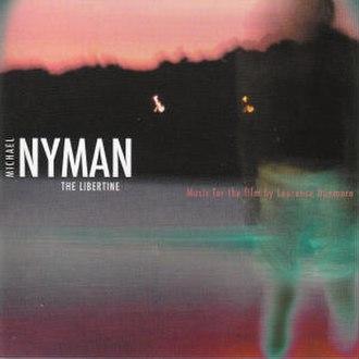 The Libertine (album) - Image: Nymanlibertine