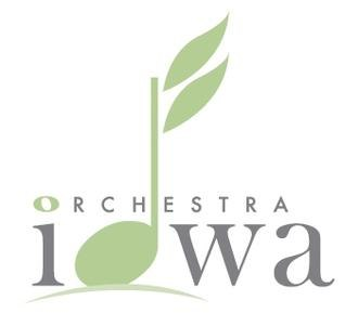 Orchestra Iowa - official logo