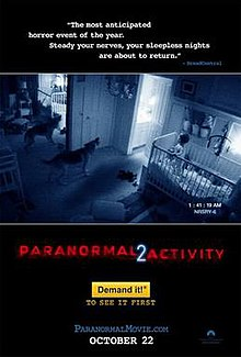 Paranormal Activity 2 movie