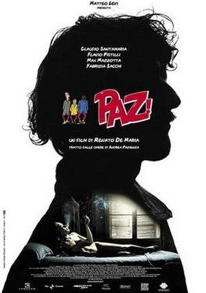 Paz! - Image: Paz! poster