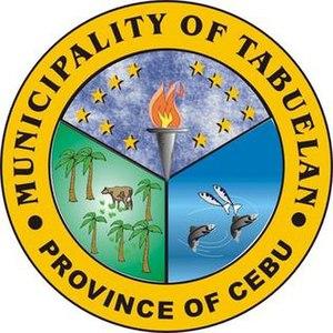 Tabuelan, Cebu - Image: Ph seal Tabuelan logo