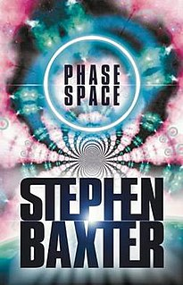 <i>Phase Space</i> (story collection) book by Stephen Baxter