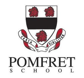 Pomfret School - Image: Pomfret School