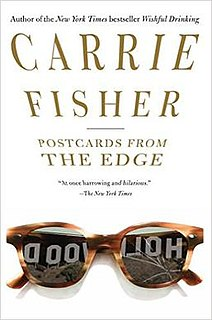 <i>Postcards from the Edge</i> 1987 semi-autobiographical novel by Carrie Fisher