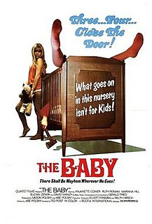 <i>The Baby</i> (film) 1973 film by Ted Post