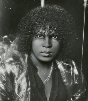 Sylvester (singer) - Promotional image of Sylvester in 1979
