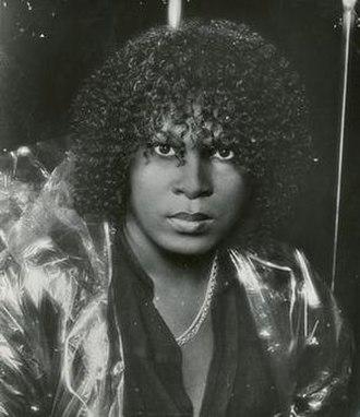 Sylvester (singer) - Promotional image of Sylvester in 1979