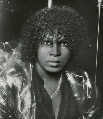 Picture of a band or musician: Sylvester