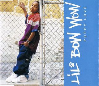 Puppy Love (Lil Bow Wow song) 2001 single by Lil Bow Wow featuring Jagged Edge