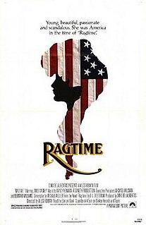 <i>Ragtime</i> (film) 1981 film by Miloš Forman