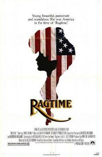Ragtime (film) - Theatrical poster