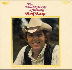 Red Lane - Red Lane Album, early 1970s