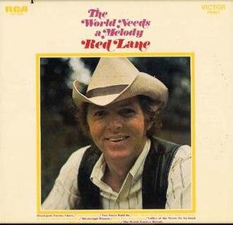 Red Lane - Red Lane Album, early 1970s