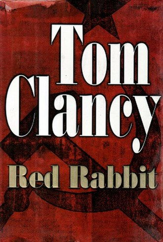 Red Rabbit - Mass market paperback cover