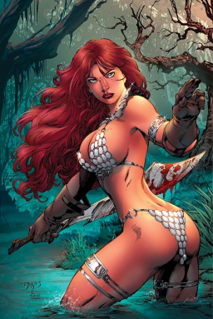Red Sonja Character by Robert E. Howard