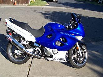 Suzuki Katana - Model Year: 2006 (Final), Designation: GSXF-K6