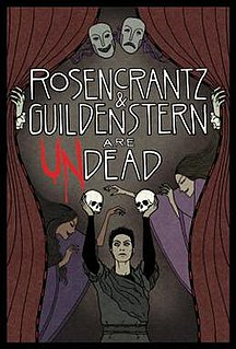 <i>Rosencrantz and Guildenstern Are Undead</i> 2009 film by Jordan Galland
