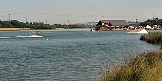 Rother Valley Country Park Country park in South Yorkshire, England