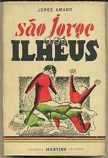 <i>The Golden Harvest</i> novel by Brazilian writer Jorge Amado
