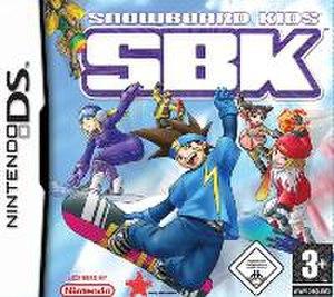 SBK: Snowboard Kids - Image: SBK Snowboard Kids