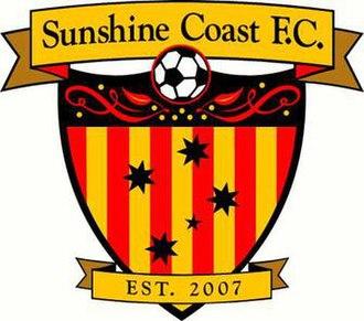 Sunshine Coast FC - Image: SCFCFIRE