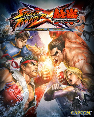 Picture of a game: Street Fighter X Tekken