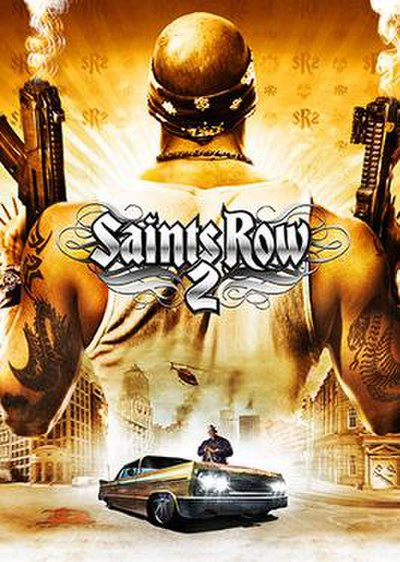 Picture of a game: Saints Row 2