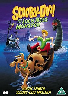 <i>Scooby-Doo! and the Loch Ness Monster</i> 2004 film