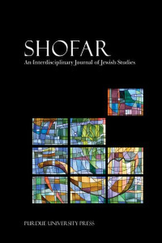 Shofar (journal) - Image: Shofar